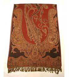 Jacquard & Jamawar Shawls