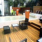 Outdoor/ Exterior Deck Flooring/Wall Cladding