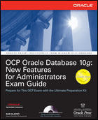 OCP Oracle Database 10g