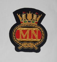 Merchant Navy Badges
