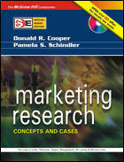 Marketing Research SIE Concepts And Research