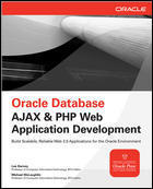 Oracle Database AJAX PHP Web Application Development