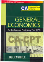 General Economics For CA Common Proficiency Test CPT