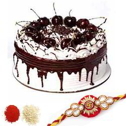 rakhi-with-eggless-cake