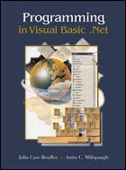 Programming In Visual Basic NET