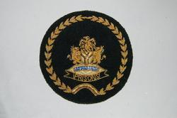 Nigeria Prisons Blazer Badge