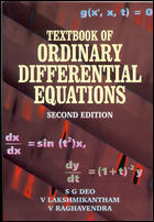 Textbook Of Ordinary Differential Equation