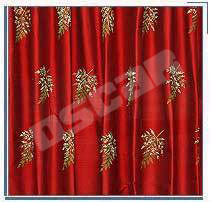 Silk Drapes