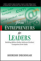 From Entrepreneurs To Leaders