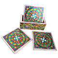 meenakari coasters