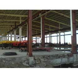 Industrial Steel Structure